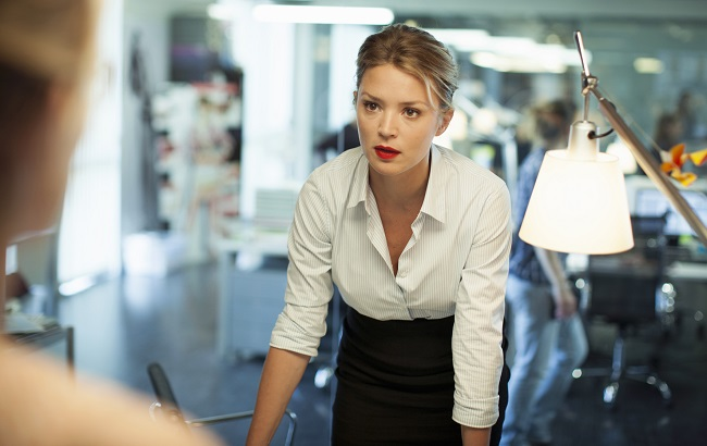 Virginie Efira working girl